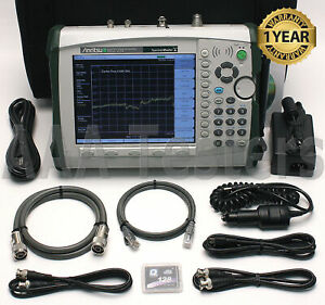 Anritsu Ms2723b Handheld Spectrum Master Analyzer Ms2723