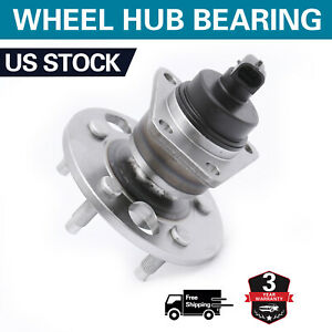 Rear Wheel Bearing Hub For Chevy Cavalie Beretta Pontiac Grand Am Sunfire 512001