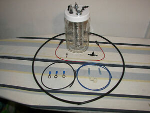 1 Hydrogen Generator Browns Gas Hho Cell Water4gas complete Kit Included