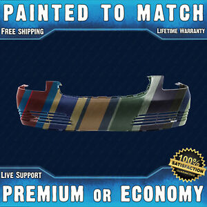 New Painted To Match Front Bumper Replacement For 2006 2011 Buick Lucerne Cx Cxl