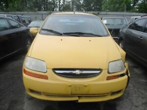 Manual Transmission 5 Speed Fits 04 08 Aveo 14262900