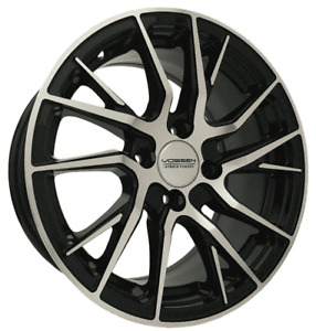 4pcs Vossen 15inch 7jj 4x100 Et35 Alloy Wheels Cheap Car Rims A216 652 7