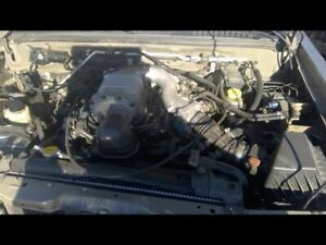 Engine 3 3l Vin M 4th Digit Supercharged Option Fits 01 04 Frontier 14954305