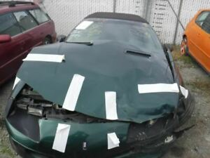 Manual Transmission 5 Speed 3 8l Fits 96 02 Camaro 14386527