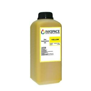 Ricoh Compatible Dye Sublimation Ink 1000 Ml Yellow
