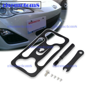 For Subaru Brz Scion Fr s License Plate Frame Mount Relocator No Drilling Need