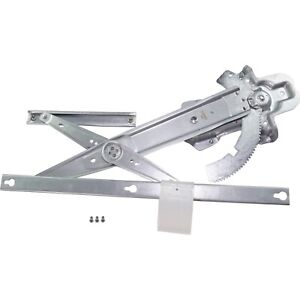 Power Window Regulator For 96 97 99 2002 Land Rover Discovery Front Driver Side