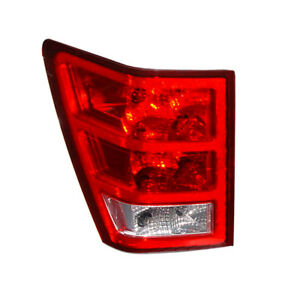 Tail Light Assembly Left 2005 To 2010 For Jeep Grand Cherokee Wk X 12403 35