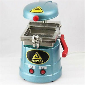 Dental Vacuum Forming Molding Machine 110v Heavy duty Vacuum Motor Lab Device Us