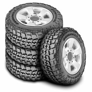 4 New Federal Couragia M t Lt 37x12 50r17 Load E 10 Ply Mt Mud Tires
