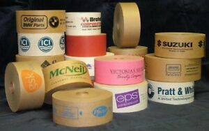 Custom Printed Packing Tape 2 X 110 Yds 36 Per Case 60 Case Lot 2160 Rolls