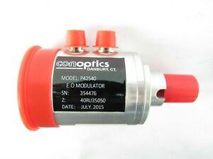 Conoptics P42540 Electro optic Modulator