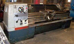 9784 Clausing Colchester 17 X 80 Toolroom Lathe