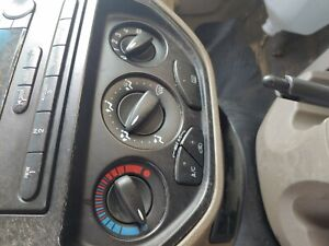 2000 2007 Ford Focus A c Heater Control Unit With Defrost Button