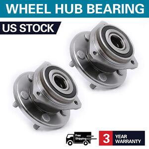 2 Front Wheel Bearing Hub For Jeep Grand Cherokee Comanche Tj Wrangler Wagoneer