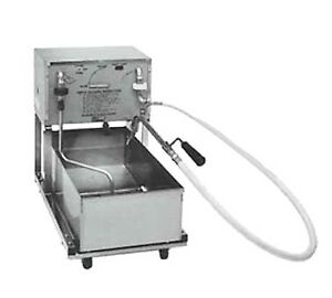 Pitco Rp14 Mobile Fryer Filter