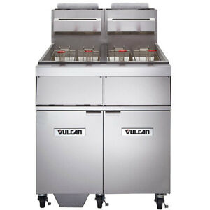 Vulcan 2gr45mf Multiple Battery Gas Fryer