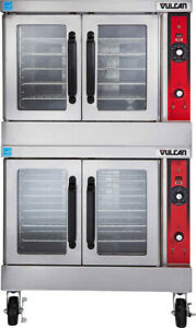 Vulcan Vc44gd Gas Convection Oven