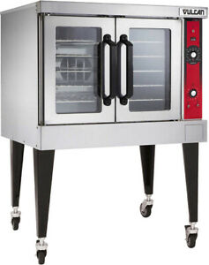 Vulcan Vc4gd Gas Convection Oven