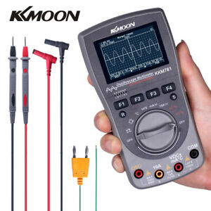 Kkmoon Kkm781 40mhz 200msp Digital Storage Oscilloscope Multimeter Scopemeter