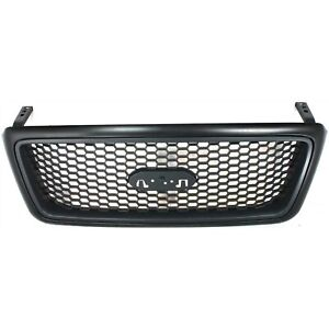 Grille For 2004 2008 Ford F 150 Lariat New Body Style Honeycomb Insert Primed