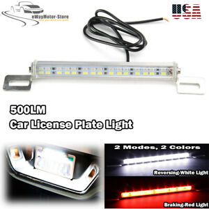 30 Led Bolt On Led Brake Lamps For Car License Plate Lights Backup Reverse Light