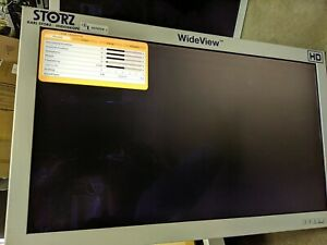 Pretested Storz Endoskope Widescreen Nds 42 Radiance Monitor Sc Wu 42 a1a15