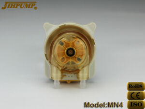 Samples Dropping Metering Liquid Peristaltic Pump Mini Compact Body Easy Install