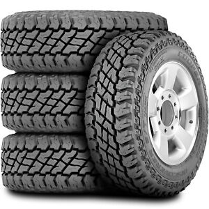 4 Cooper Discoverer S T Maxx Lt 245 75r17 121 118q E 10 Ply Mt M T Mud Tires