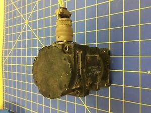 Wr 90 Waveguide Switch Military Surplus Hughes Aircraft Heavy Duty