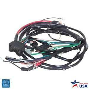 1977 Camaro Front Light Harness All Models Ea