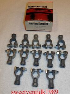 13 Nos Ford Motorcraft Battery Terminals Wt 5401