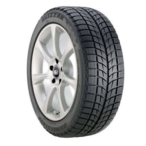 2 New Bridgestone Blizzak Lm 60 205 45r17 84h Run Flat Winter Tires