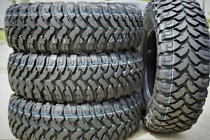 4 New Comforser Cf3000 Lt 35x12 50r15 Load C 6 Ply M t Mud Tires
