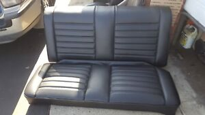 Bmw E10 2002 2002tii Rear Seat Kit Matching Our Recaro Seat Kit German Beautiful