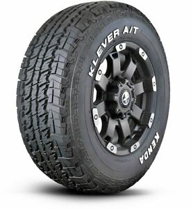 4 New Kenda Klever A t 215 70r16 100s At All Terrain Tires