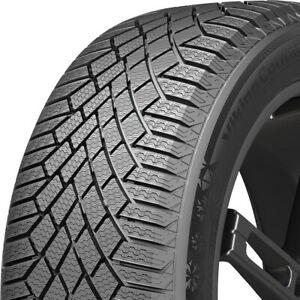2 New Continental Vikingcontact 7 245 65r17 111t Xl studless Winter Tires