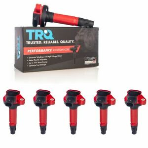 Trq Premium High Performance Engine Ignition Coil For Ford Lincoln V6 3 5l