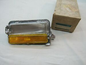 Nos 1980 Olds Cutlass Right Hand Side Marker Cornering Lamp Light Gm 914726