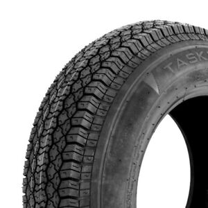 4 New Taskmaster Bias Ply 888 St 225 75d15 Load D 8 Ply Trailer Tires