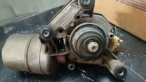 1968 Buick Riviera Wiper Motor And Washer Pump