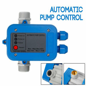 Automatic Water Pump Pressure Controller Electric Electronic Switch Control 1mpa