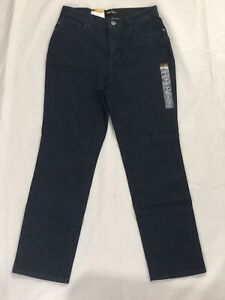 NWT Womens Lee Classic Fit Stretch Size 6 Short Straight Leg