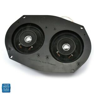 1953 1988 Gm Cars Standard Speaker With Or Without Air Mono Center Speaker 1006