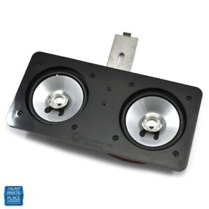 1966 1968 Chevy Cars Kenwood Speakers Without Air Knw2008 Ea