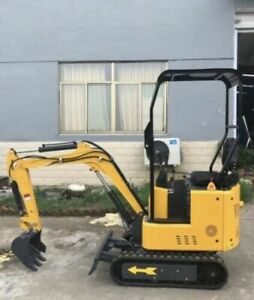 Brand New 2019 Mini Excavator 1 1 Ton Strong
