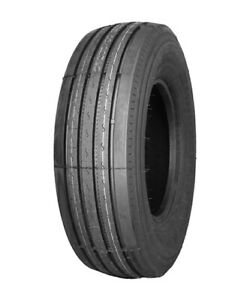 4 New Rubbermaster Rm86 St 235 85r16 Load G 14 Ply Trailer Tires