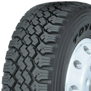 Toyo M 55 245 75r17 Load E 10 Ply All Position Commercial Tire
