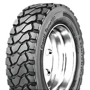 Continental Contiterra Hd3 Lt 225 70r19 5 Load G 14 Ply A t All Terrain Tire