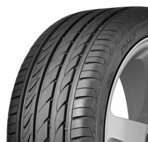 2 New Delinte Dh2 235 45r17 Zr 97w Xl A s High Performance All Season Tires